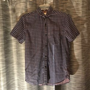 Urban Outfitters Koto checkered button down XS